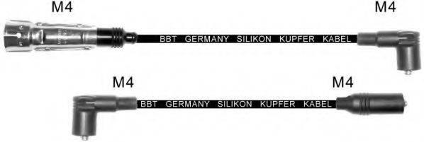 BBT ZK318 Комплект проводов зажигания