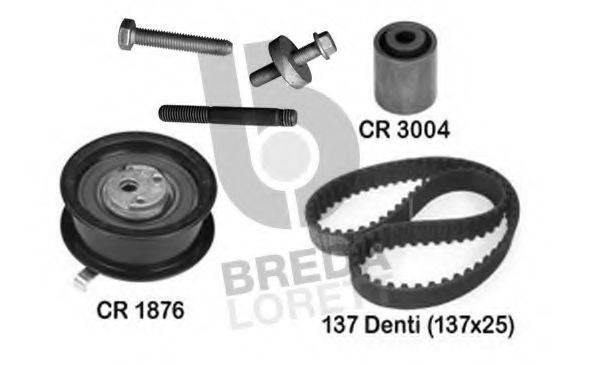 BREDA LORETT KCD0047 Комплект ремня ГРМ