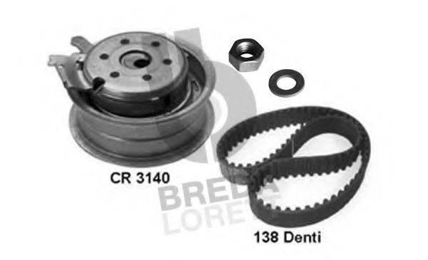 BREDA LORETT KCD0285 Комплект ремня ГРМ