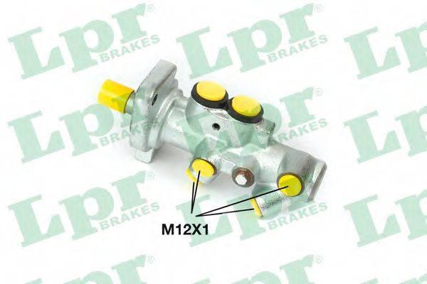 LPR 1371 Главный тормозной цилиндр