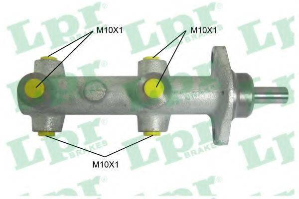 LPR 1801 Главный тормозной цилиндр