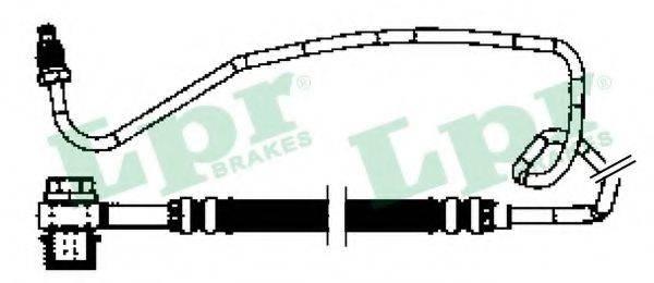 LPR 6T48260 Тормозной шланг