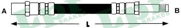 LPR 6T46750 Тормозной шланг