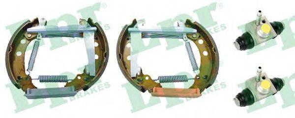 LPR OEK562 Тормозные колодки барабанные