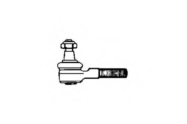 OCAP 0180531 Наконечник поперечной рулевой тяги