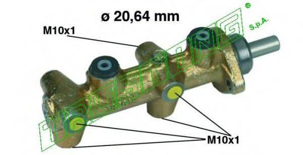 TRUSTING PF058 Главный тормозной цилиндр