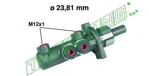 TRUSTING PF234 Главный тормозной цилиндр