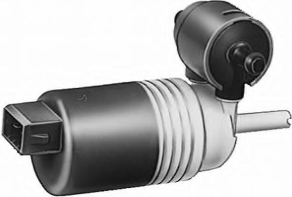 HELLA 8TW005206051 Водяной насос, система очистки окон; Водяной насос, система очистки окон