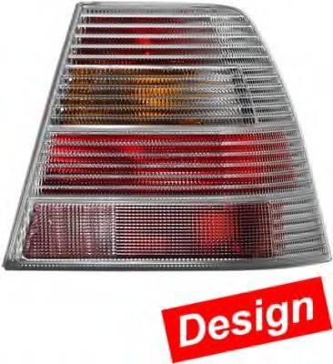 HELLA 9EL963561811 Комлект заднего освещения
