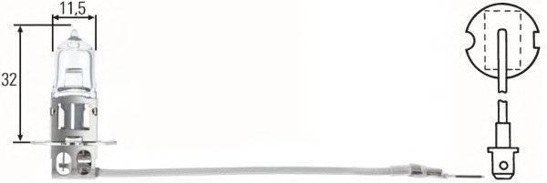 HELLA 8GH002090133 Лампа накаливания