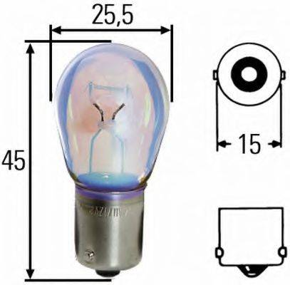 HELLA 8GA002073121 Лампа накаливания
