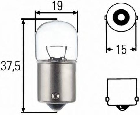 HELLA 8GA002071131 Лампа накаливания, фонарь указателя поворота; Лампа накаливания, фонарь сигнала торможения; Лампа накаливания, фонарь освещения номерного знака; Лампа накаливания, фара заднего хода; Лампа накаливания, задний гарабитный огонь; Лампа накаливания, oсвещение салона; Лампа накаливания, фонарь освещения багажника; Лампа накаливания, стояночные огни / габаритные фонари; Лампа накаливания, габаритный огонь; Лампа накаливания; Лампа накаливания, стояночный / габаритный огонь; Лампа накаливания, oсвещение салона; Лампа накаливания, фонарь освещения номерного знака; Лампа накаливания, стояночный / габаритный огонь; Лампа накаливания, габаритный огонь