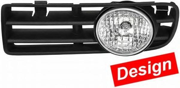 HELLA 2PT009305811 Комплект фар дневного освещения