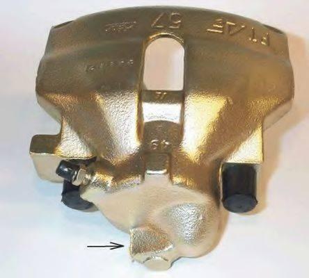 HELLA 8AC355391311 Тормозной суппорт