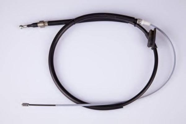 HELLA 8AS355669091 Трос, стояночная тормозная система