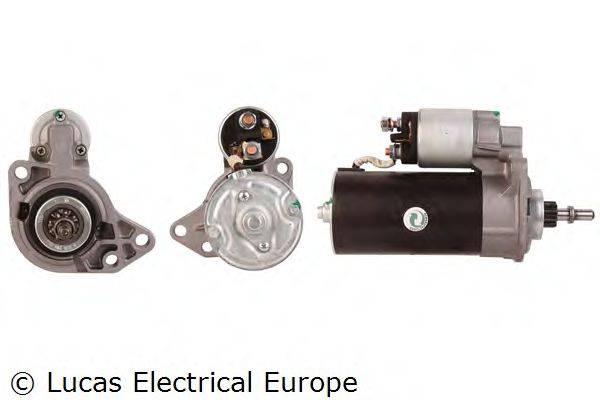 LUCAS ELECTRICAL LRS00528 Стартер