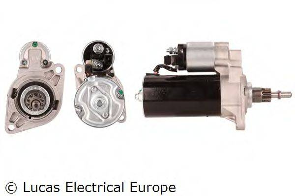LUCAS ELECTRICAL LRS01232 Стартер