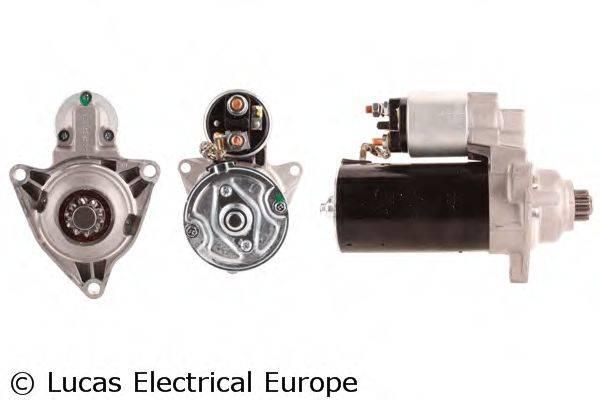 LUCAS ELECTRICAL LRT00133 Стартер