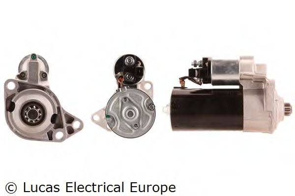 LUCAS ELECTRICAL LRS00966 Стартер