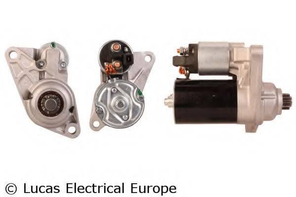 LUCAS ELECTRICAL LRT00220 Стартер