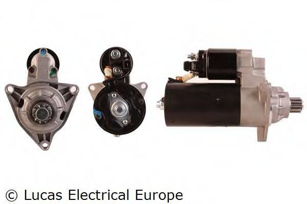 LUCAS ELECTRICAL LRS01564 Стартер