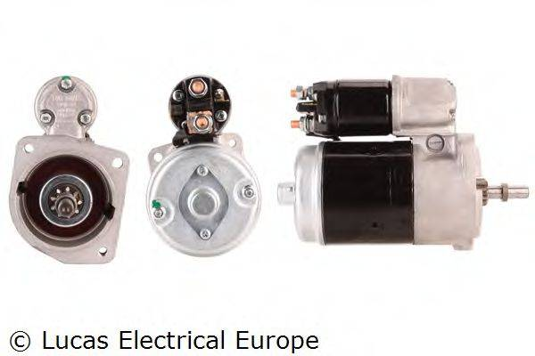 LUCAS ELECTRICAL LRS00761 Стартер