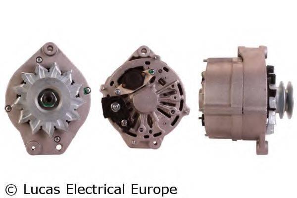 LUCAS ELECTRICAL LRA01553 Генератор