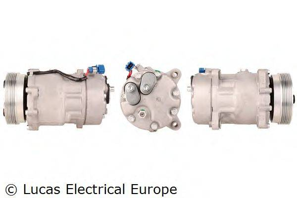 LUCAS ELECTRICAL ACP115 Компрессор кондиционера