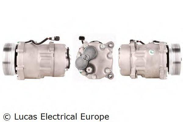 LUCAS ELECTRICAL ACP175 Компрессор кондиционера