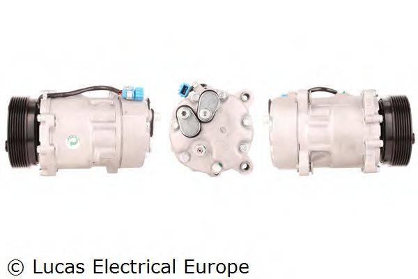 LUCAS ELECTRICAL ACP278 Компрессор кондиционера