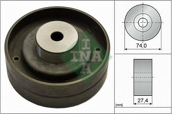INA 532005110 Обводной ролик ремня ГРМ