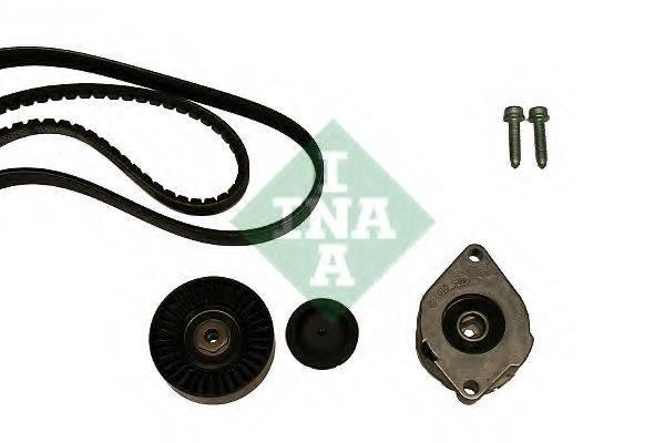 INA 530039810 Поликлиновой ременный комплект