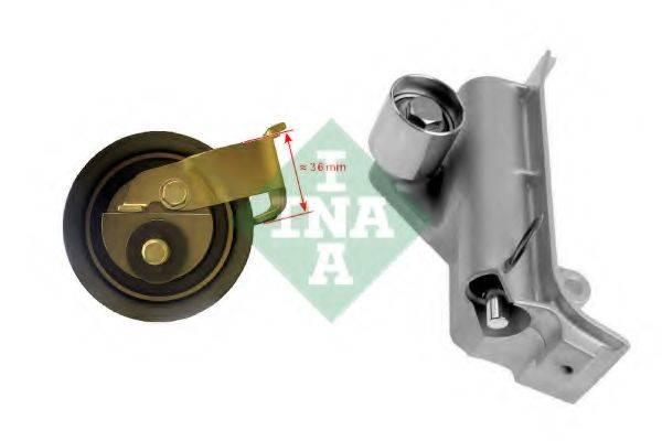 INA 530006709 Комплект роликов, зубчатый ремень