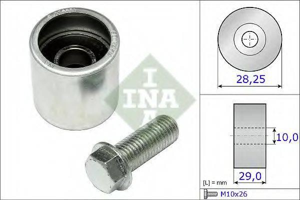 INA 532071410 Обводной ролик ремня ГРМ