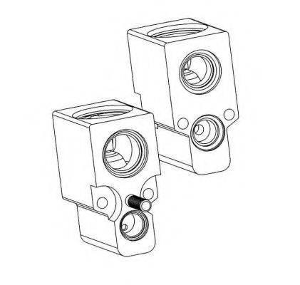 NRF 38342 Расширительный клапан кондиционера