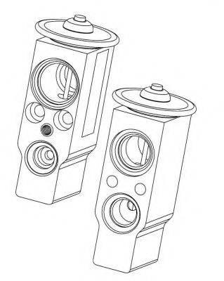 NRF 38374 Расширительный клапан кондиционера