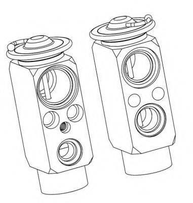 NRF 38399 Расширительный клапан кондиционера