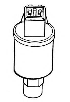 NRF 38900 Пневматический выключатель кондиционера
