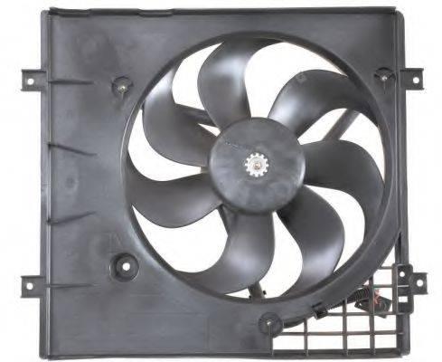 NRF 47058 Вентилятор системы охлаждения двигателя