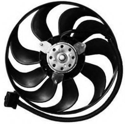NRF 47376 Вентилятор системы охлаждения двигателя