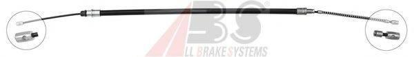 A.B.S. K11546 Трос, стояночная тормозная система