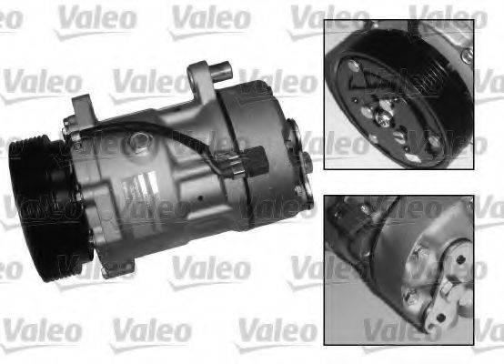 VALEO 699013 Компрессор кондиционера