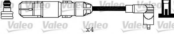 VALEO 346373 Комплект проводов зажигания