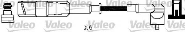 VALEO 346368 Комплект проводов зажигания