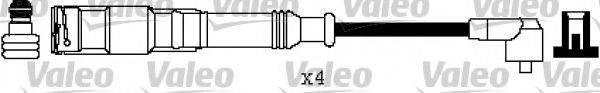 VALEO 346220 Комплект проводов зажигания
