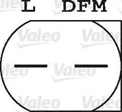 VALEO 437647 Генератор