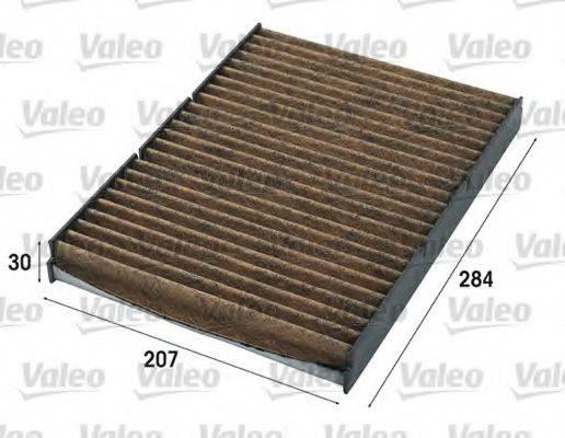 VALEO 701016 Фильтр салона