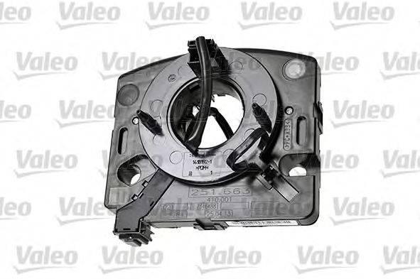 VALEO 251663 Витая пружина, подушка безопасности