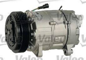 VALEO 813400 Компрессор кондиционера