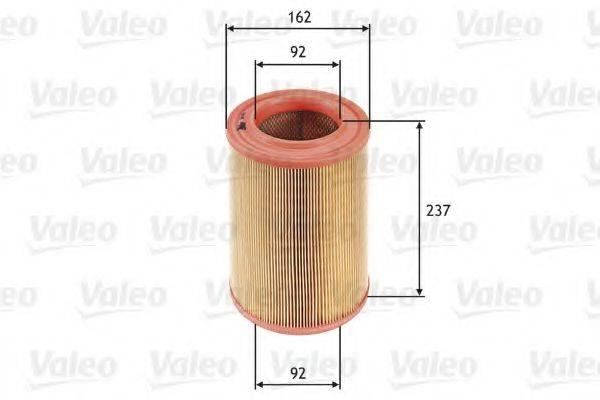 VALEO 585645 Воздушный фильтр